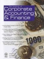 Journal of Corporate Accounting & Finance