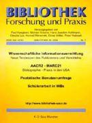 Bibliothek Forschung und Praxis