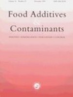 Food Additives and Contaminants