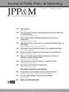 Journal of Public Policy & Marketing