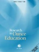 Research in Dance Education