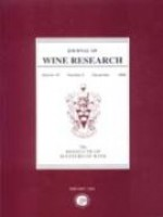 Journal of Wine Research